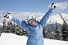 Lectie de initiere in ski in Cluj-Napoca