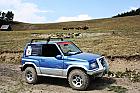 Lectie de off-road in Sighisoara