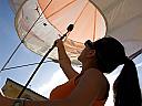 Lectie de zbor cu balonul in Arad