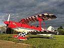 Zbor cu biplanul de epoca in Timisoara