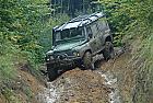 Lectie de off-road in Transilvania pentru grupuri