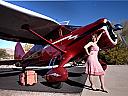 Champagne flight - Zbor cu avionul pentru 2